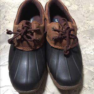Sperry Duck rain shoes